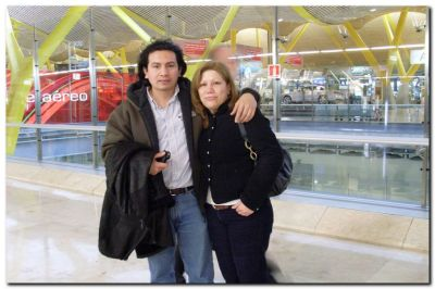 Graciela y Javier